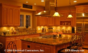 Residential Kitchen Lighting 01