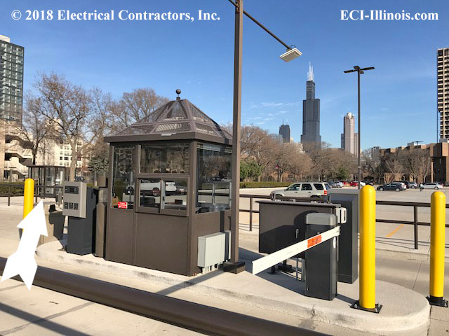UIC Parking Lot Access and Revenue Control 02