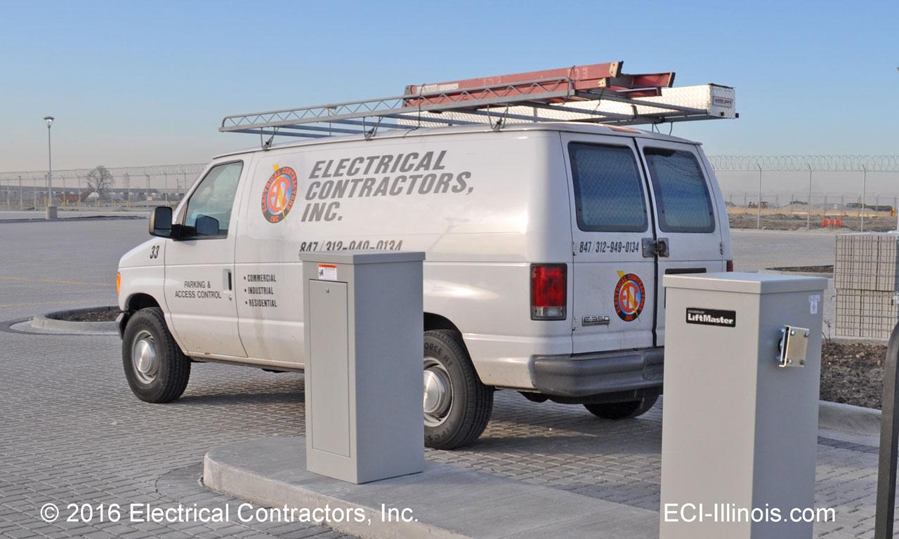ECI Service Truck