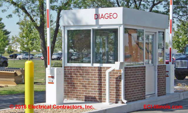 Secure Chicago Area Gated Communities Parking Lots Garages