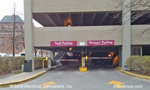 Parking Garage Entry System