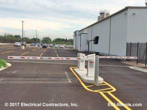 Barrier Gate Set 53 by ECI-Illinois