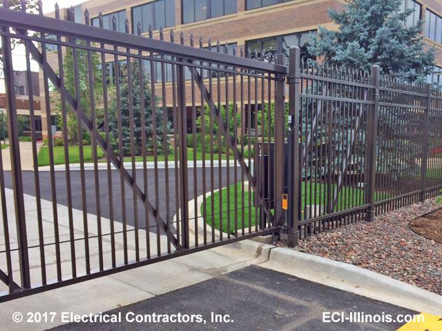Slide Gate 27 by ECI Illinois