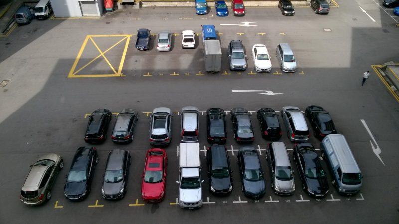 Vehicle Parking Lot