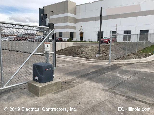 Slide-Gate-Operator-on-Concrete-Pad-01