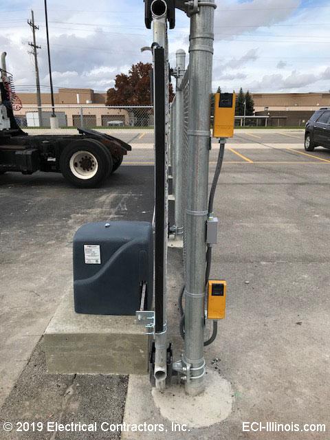 Slide-Gate-Operator-on-Concrete-Pad-02