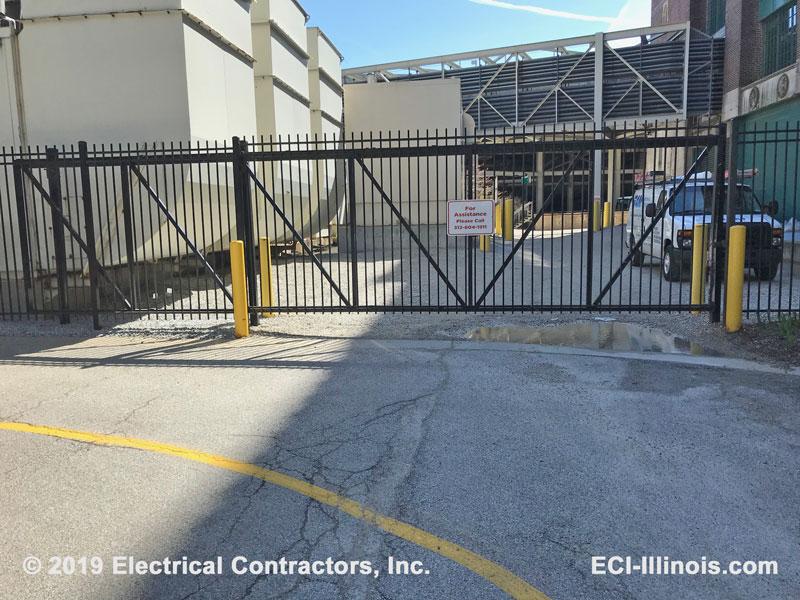 Sliding Gate in Chicago