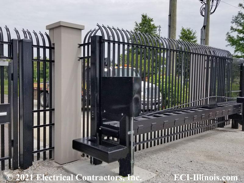 New K12 Sliding Gate - Chicago Locks